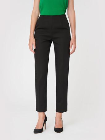 Pantalon en coton - Noir