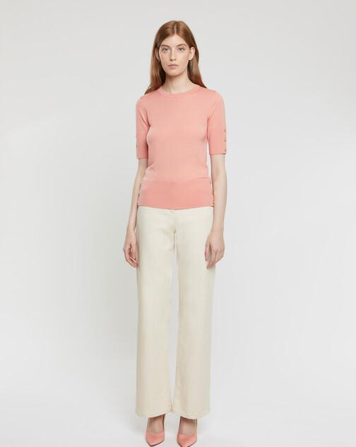 Merino-wool top