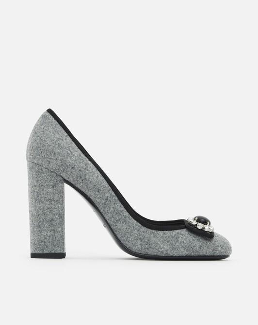 Wool pumps - Souris