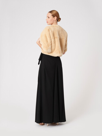 Rabbit jacket - Coquille