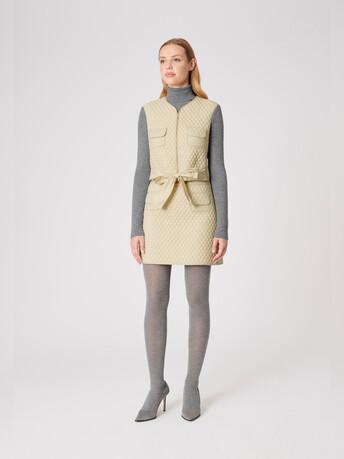 Nylon jacket - Sand