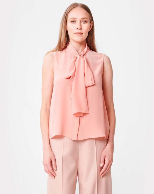 Crepe de chine blouse