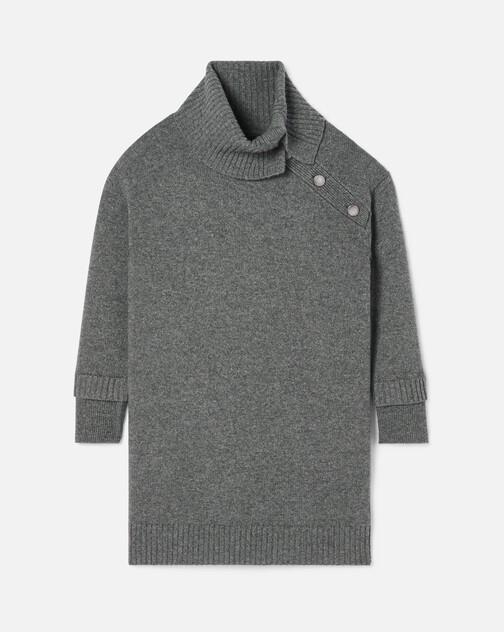 Robe en laine cachemire