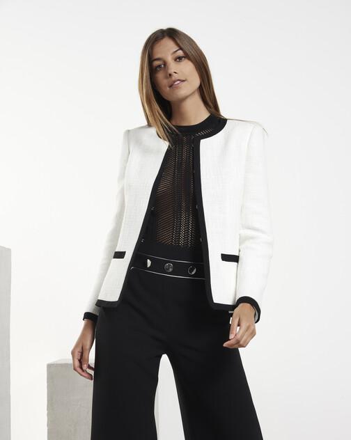 Cotton-gauze jacket