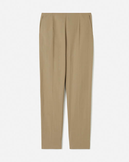 WOVEN PANTS - Taupe