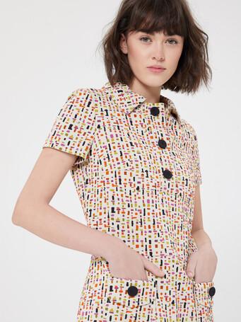 ROBE - multicolore