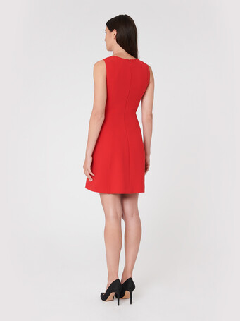 Robe en tricotine stretch - Pomme d'amour