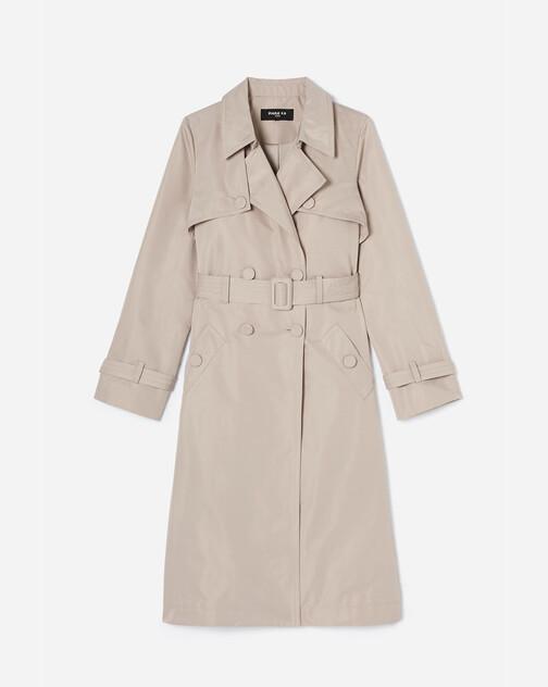 Manteau en faille