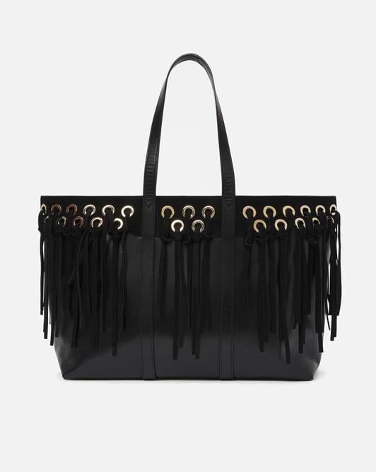 Nappa leather bag - Noir