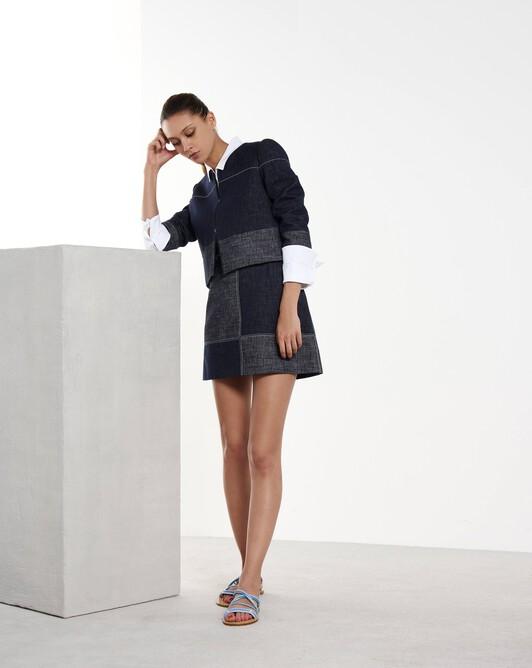 Denim jacket - Navy blue