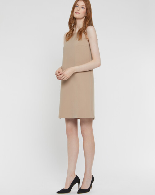 Tricotine A-line dress