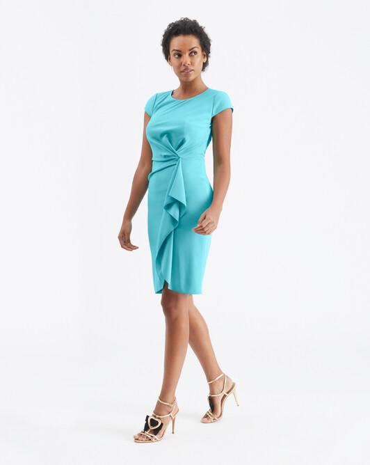 WOVEN DRESS - Curacao
