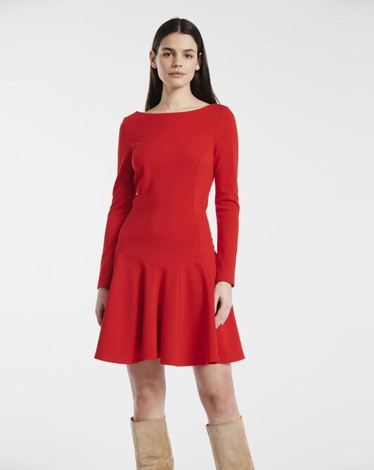Dress in milano - Groseille