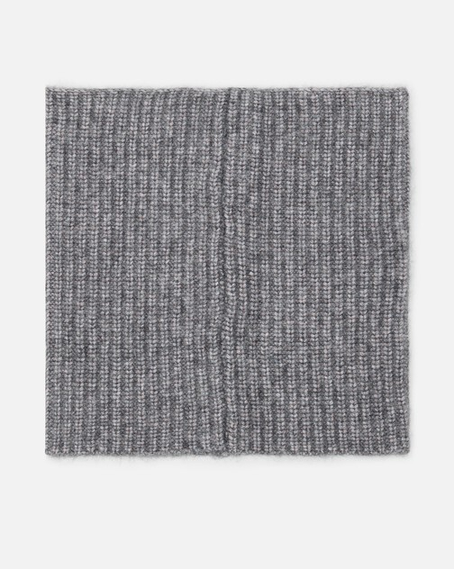 Alpaca wool collar