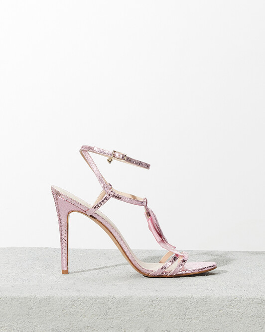 SHOES - Candy pink