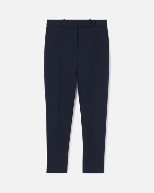 Pantalon en tricotine stretch