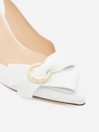 Ottoman sandals - Off white