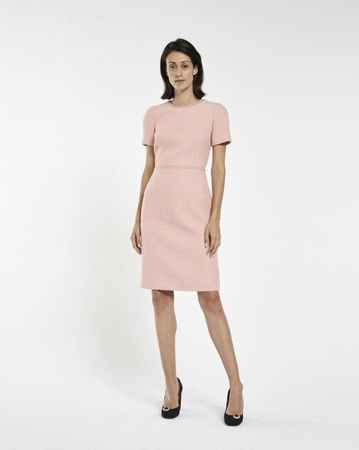 Herringbone dress