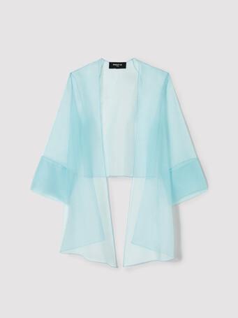 Organza jacket - Curacao