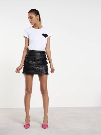 T-shirt en coton - Blanc