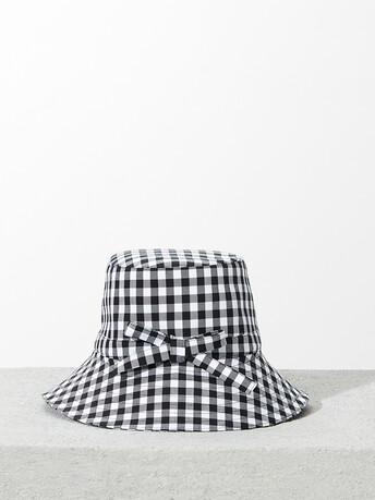 HAT - Noir / blanc