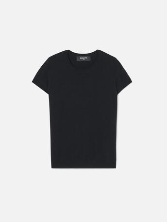 Pull en laine cachemire - Noir