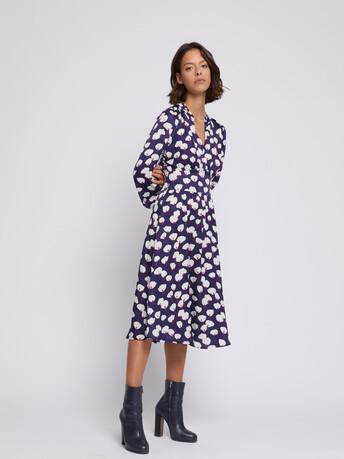 WOVEN DRESS - Multicolore