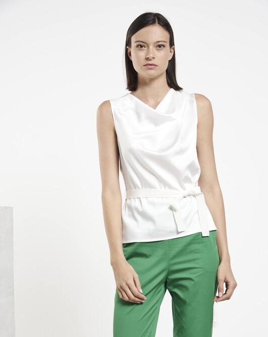 Raso top - Off white