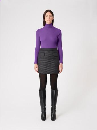 Merino wool sweater - Anemone