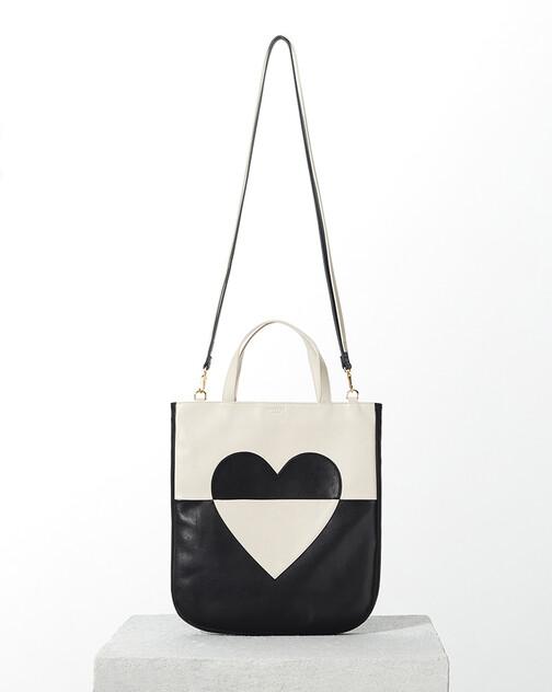 Lambskin leather bag