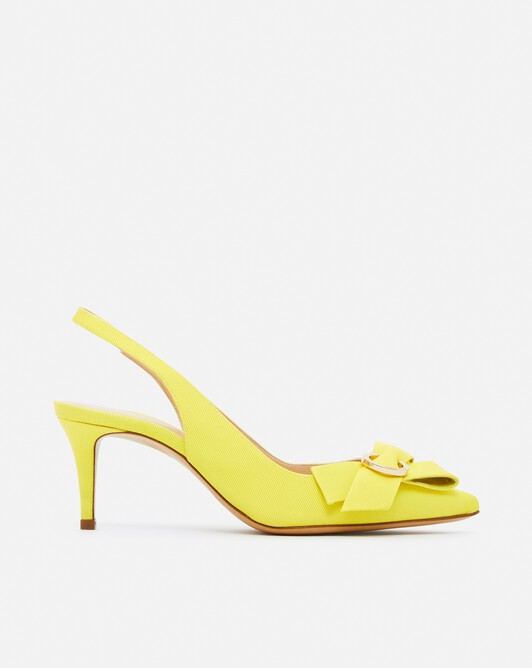 Ottoman sandals - Citron