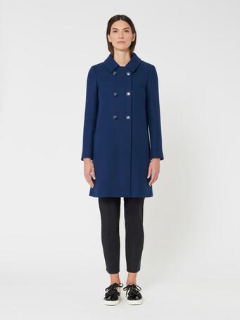 Wool coat - Encre